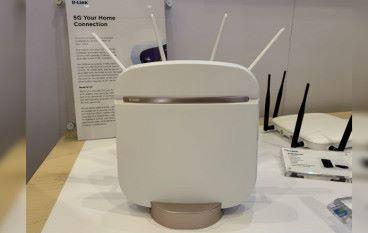 【CES 2019】5G 家用 SIM 卡 Router D-Link 發表 DWR-2010