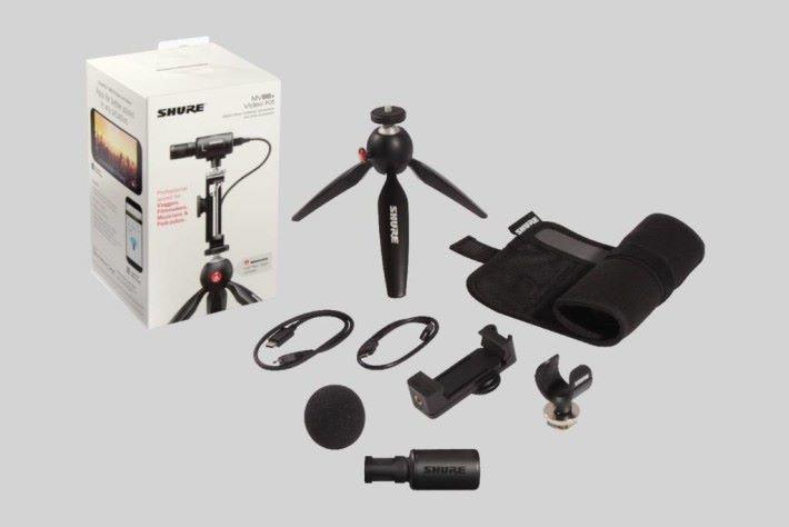 MV88+ 會以拍攝套裝的形式推出。