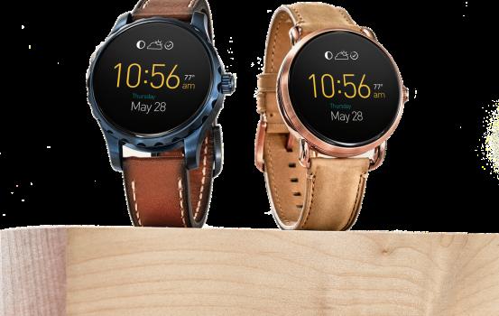 Google 收購 Fossil 智能腕錶團隊