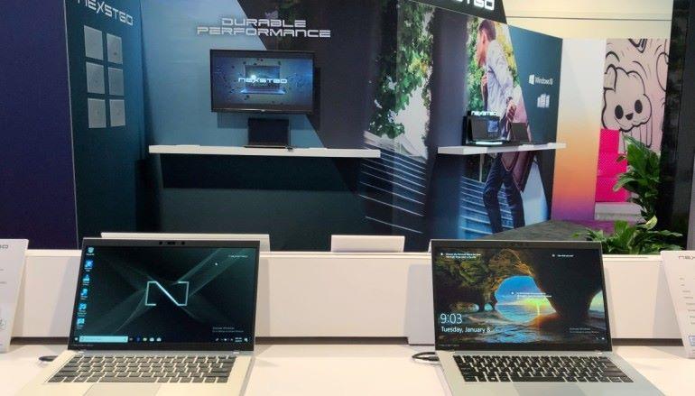 【CES 2019】硬淨又輕巧的商務筆電 Nexstgo PRIMUS NX301