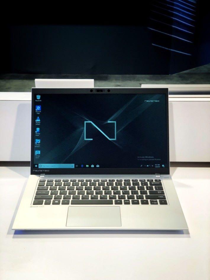 Nexstgo 全新的旗艦商用手提電腦 PRIMUS NX301