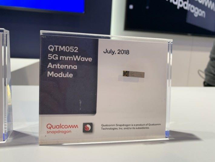 Qualcomm 5G 手機天線模組
