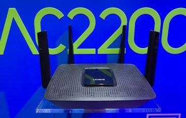 外置 4 天線 + 多 LAN 埠 Linksys 發表 MR8300 Mesh Router
