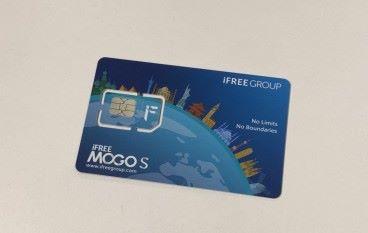 MOGO S 多國數據卡加入戰團