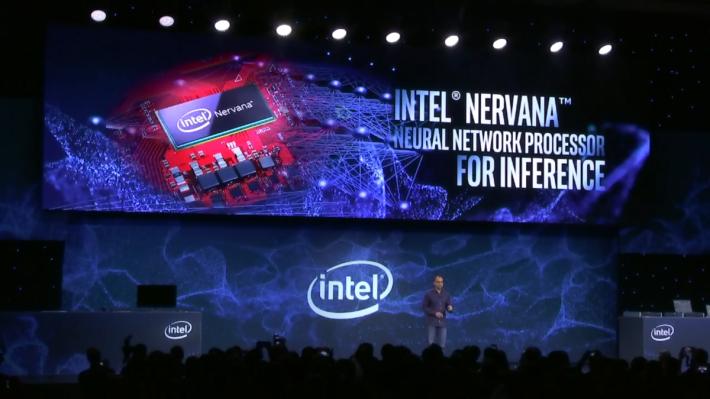 現場還發表 Intel 新一代 Nervana 神經網絡處理器,預計於今年第二季推出,合作夥伴包括 Facebook 等等。