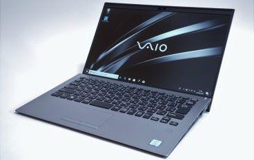 日系輕巧 4K 筆電 VAIO SX14