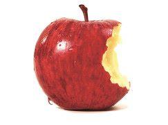 「四面楚歌」的蘋果