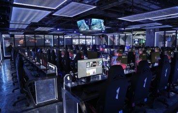 CGA 香港電競館開幕 頂級設備、私人教練、VR 體驗 應有盡有!