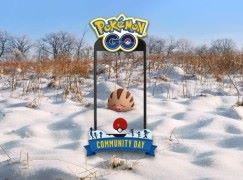 Pokémon GO 二月社群日公布 「象牙豬」登場!