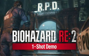 《 Biohazard Re:2 》推出「只限玩一次」試玩版!
