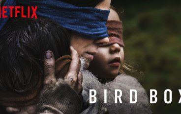 電影《 Bird Box 蒙上你的眼 》太惹火 Youtuber 挑戰影片被下架