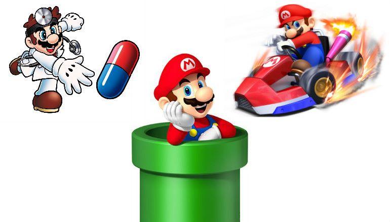 【 Mario 冷知識】神級水管工前後打過 8 份工!?