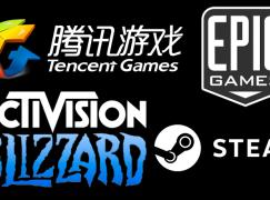 2018 年遊戲界回顧(下)騰訊連番出事、Steam 地位動搖!?