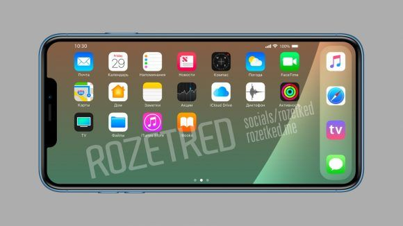 支援 1920 x 1080 120Hz 的屏幕,比起 iPhone XR 的解像度更高。
