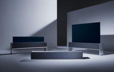 【CES 2019】捲得埋的電視屏幕 LG Signatures OLED TV R