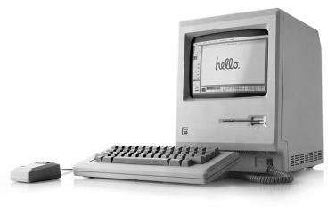 1984 不會像《 1984 》 Tim Cook 貼文紀念 Mac 機 35 周年