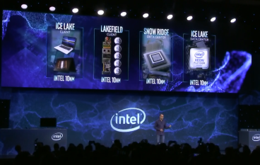 【CES 2019】Intel 高舉 10nm 製程 同場發表 6 款 9 代 Core CPU
