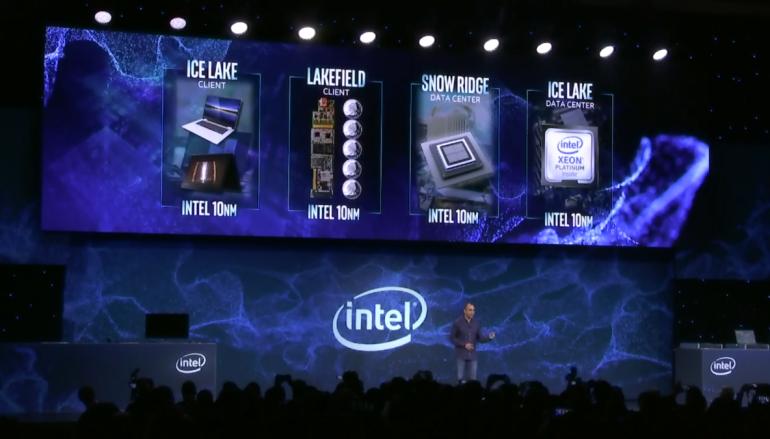 【CES 2019】Intel 高舉 10nm 製程 同場發表 6 款 9 代 Core CPU