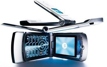 摺機經典 Motorola 全新 RAZR 系列 2月登場