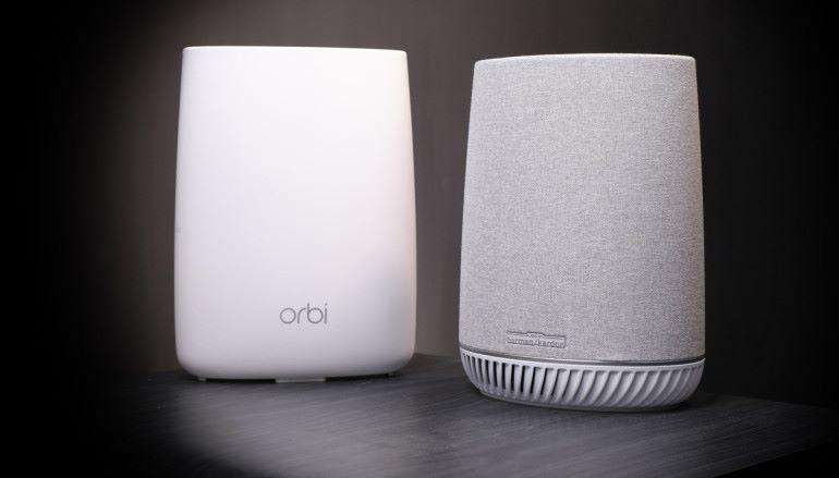 實試 Netgear Orbi Voice RBK50V 智能靚聲 Mesh Wi-Fi