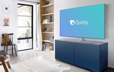 Bixby 發展不順? Samsung 智能電視將支援 Google Assistant