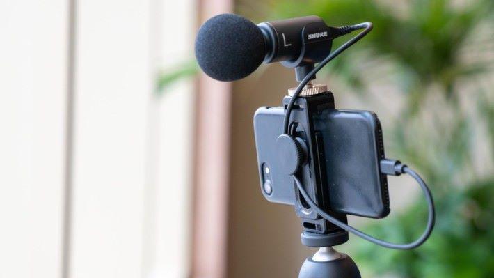 新版本的 MV88+ 為用家提供更專業的拍攝方案