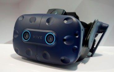 【CES 2019】用眼來控制 HTC 發表 Vive Pro Eye VR 裝置