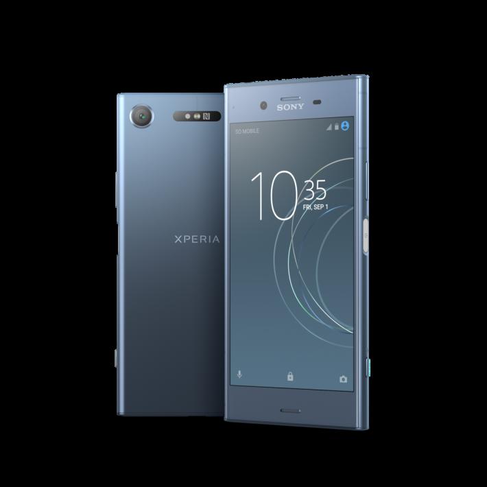 2017年推出的 Sony ZX1 是最受歡迎的日系手機型號