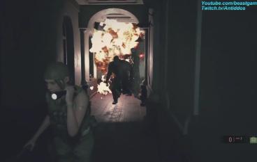 比地獄更地獄《Bio2》玩家被 2個追跡者的夾擊 !!