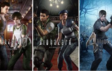 第十一次移植!《 Biohazard 4 》等三作將於 Switch 推出