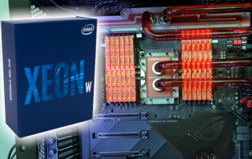 28 核 Xeon W-3175X 配咩好? ASUS C621 主機板 + G.SKILL 六通道 RAM