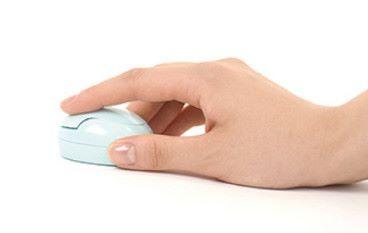 【真.Mini Mouse】超迷你無線滑鼠好似蛋咁大