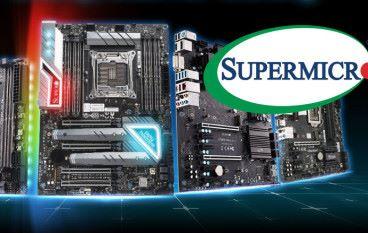 Supermicro 加強電競主機板業務 望於消費級市場重振旗鼓