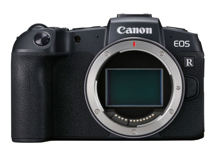 Canon EOS RP 配備 2,620 萬像素全幅 CMOS 。