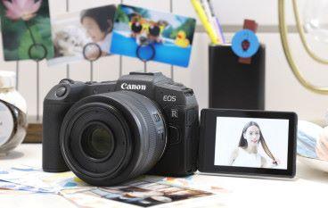 Canon EOS RP 輕便易用上手試