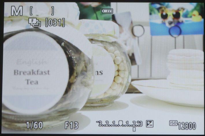 全新的「包圍對焦」啟動後,按下快門便會自動拍攝多張不同對焦位置的相片,方便用家作後製合併。