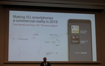 【MWC 2019】高通 5G 晶片 只限 Android 電話