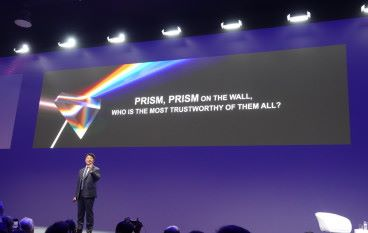 【MWC 2019】華為:唔記得 PRISM 就去問 Edward Snowden!