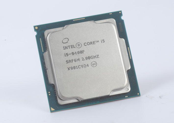 Core i5-9400F CPU