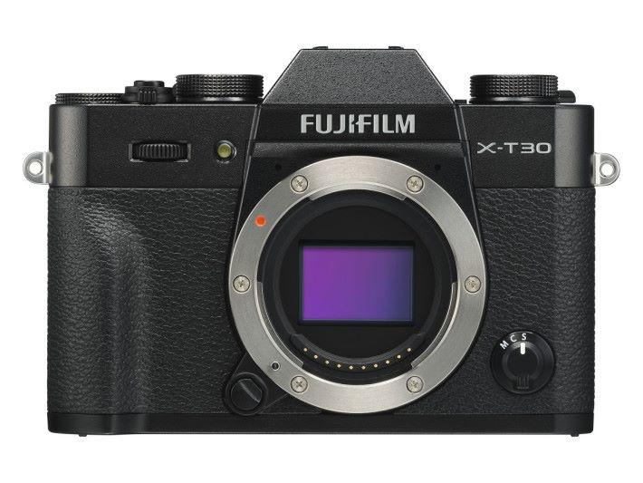 X-T30 配備 2,610 萬像素 APS-C X-Trans CMOS 4 感光元件。