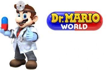任天堂 x Line 推出《Dr. Mario World》手機遊戲