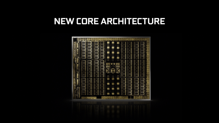 GTX 16 和 RTX 20 系列都是用 Turing GPU 架構,不過前者缺乏 RT Cores 和 Tensor Cores。