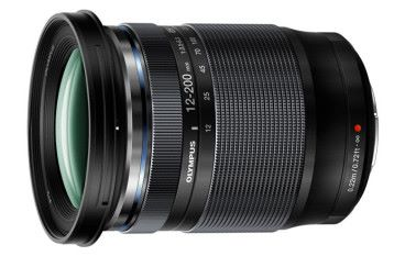 M4-3 相機天涯鏡首選 Olympus 公布 12-200mm F3.5-6.3 鏡頭