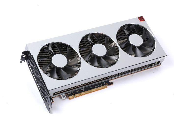 AMD Radeon VII 公版