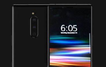 註冊 CinemaWide 商標 Sony Mobile 新機 XPERIA XZ4 有戲院級屏幕體驗?