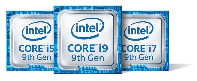簡單來説,i3 / i5 / i7 / i9 就是高中低階的分別。