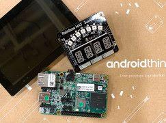 Google 重新定位物聯網布局 Android Things 縮水