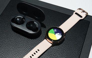 【三藩市直擊 Galaxy S 十周年】Galaxy Watch Active 帶頭 全新穿戴裝置齊齊現身