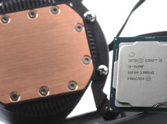 無「顯」一身輕 入門 Core i5-9400F 首度現身