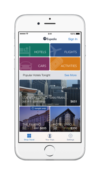 expedia 被指涉嫌在 iOS 應用中錄取用戶屏幕以獲取用戶資訊